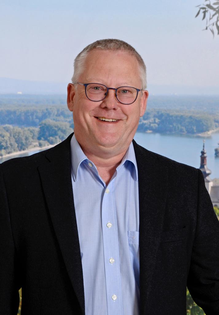 Thomas Gehring, Bürgermeisterkandidat Nierstein