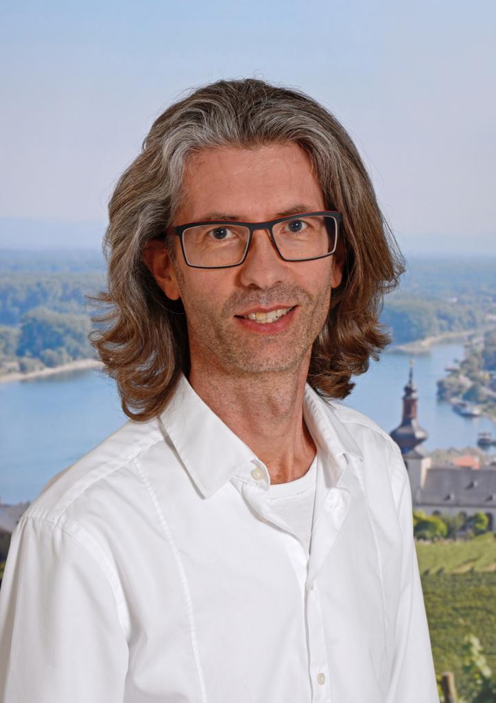 Stadtratskandidat NEU Bernhard Heck